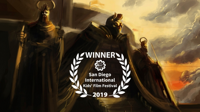 The Last Fiction Won the San Diego International Kids Film Festival Award