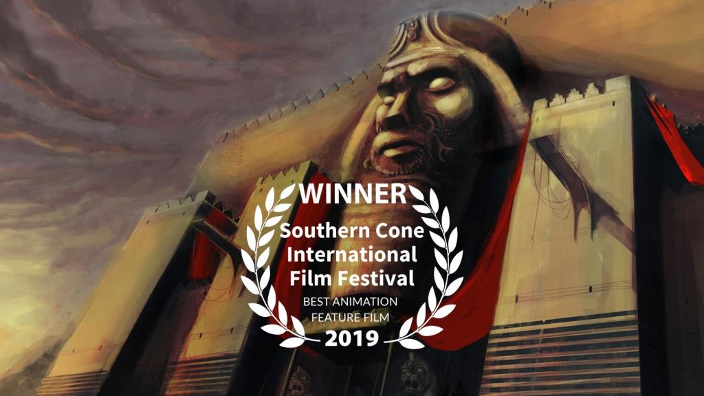 The Last Fiction Winner of Chile's Film Festival