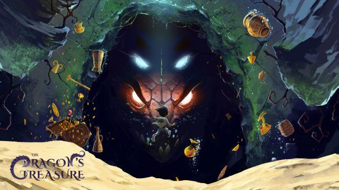 """The Dragon's Treasure"" poster released"